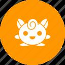 balloon, cute, fun, game, jigglypuff, play, shape icon