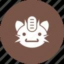 app, fun, game, meowth, play, shape, smartphone