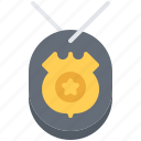 badge, justice, law, police, policeman, star