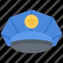 cap, cop, justice, law, police, policeman, uniform