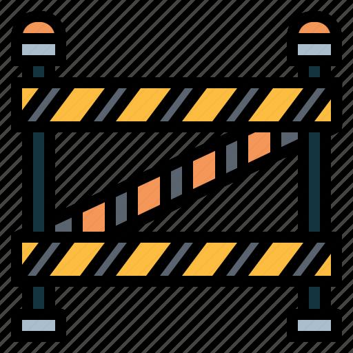 caution, crime, line, police, sciene icon