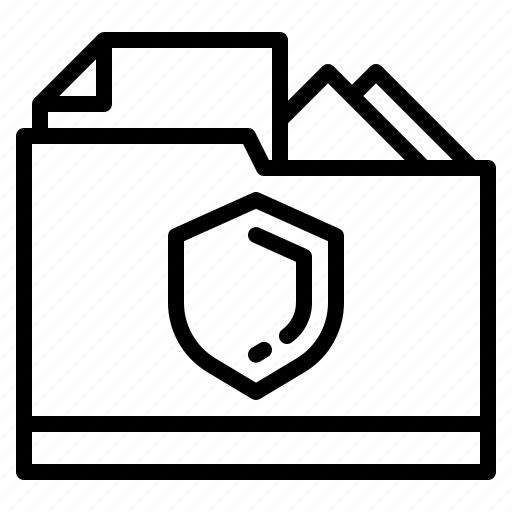 data, document, file, folder, storage icon