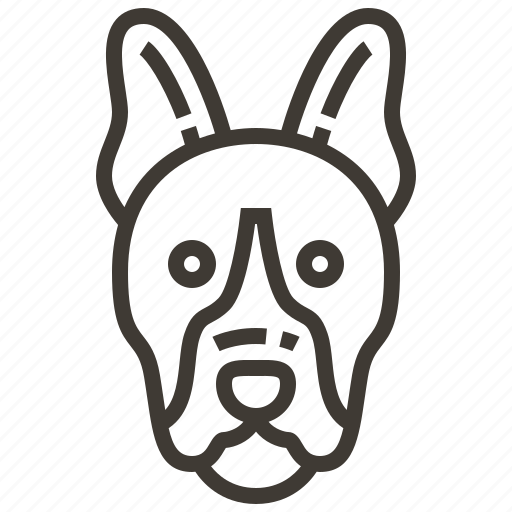 dog, justice, law, police, policeman, security icon