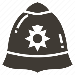 hat, justice, law, police, policeman, protection, security icon