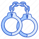 handcuffs, law, officer, police