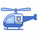 helicopter, justice, police, security