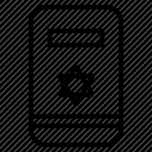 cop, crime, police, shield icon