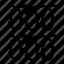 vector, thin, prison, wire, yul894 icon