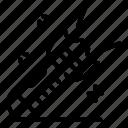 thin, policeman, yul894, 3, vector, flashlight icon