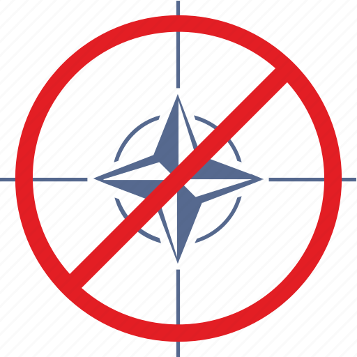 Army, cancel, nato, organization, politic icon - Download on Iconfinder