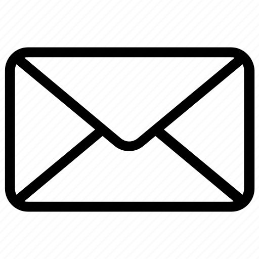 communication, envelope, message, text, voting envelope icon