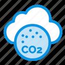 air, carbone, co2, dioxide, pollution