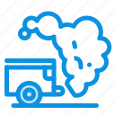 dump, environment, garbage, pollution icon