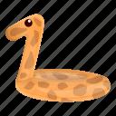 baby, float, ring, beach, party, giraffe