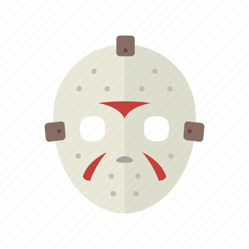 evil, halloween, hockey, horror, mask, movie, scary icon