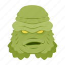 creature, gill-man, halloween, horror, lagoon, monster, swamp icon