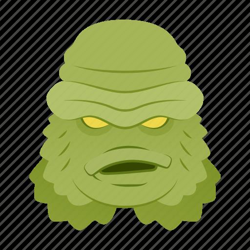 creature, gill-man, halloween, horror, lagoon, monster, swamp icon