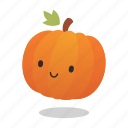 carving, halloween, happy, horror, orange, pumpkin, vegetable icon