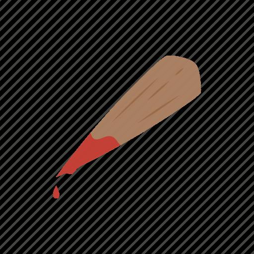 buffy, halloween, horror, monster, stake, vampire, weapon icon