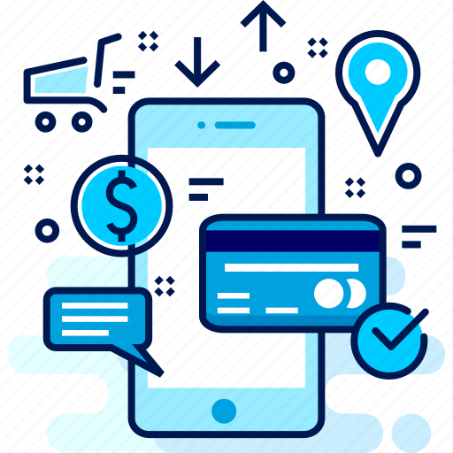mobile, online, pay, payment, payments icon