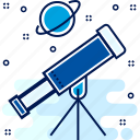 binocular, astronomy, spaceship, astronout, space