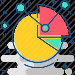 analysis, chart, data, graph, report, visualization icon