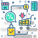 m commerce, shop, buy, shopping, mcommerce, ecommerce