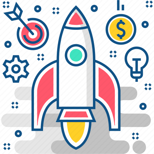 Start up, launch, project, rocket, security, startup icon - Download on Iconfinder