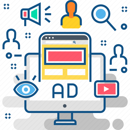 Advertising, campaign, ad, ads, advertisement, announcement, promotion icon - Download on Iconfinder