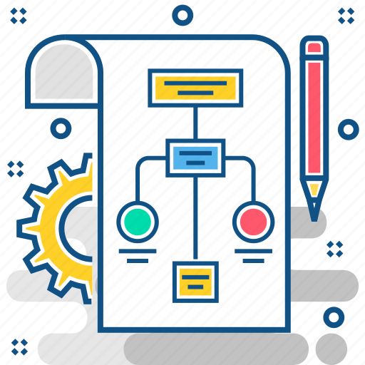 planning, project, workflow icon