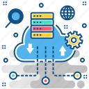 cloud server, cloudserver, data, database, hosting, server, storage
