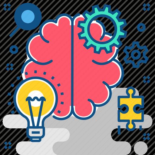 creative, creativity, idea, process icon