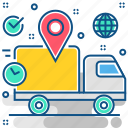 delivery, location, gps, map, navigation, pin, shipping