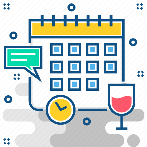 appointment, calendar, date, event, events, month, schedule icon