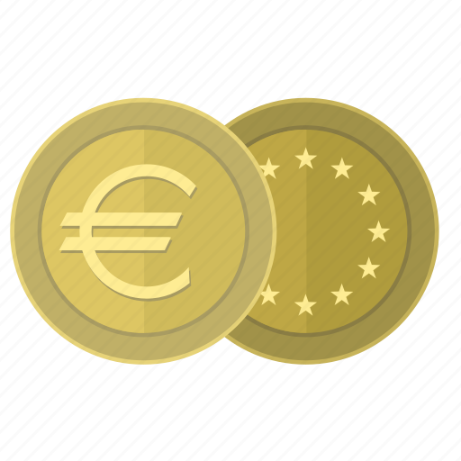coin, euro, europe, money, pay, sides icon