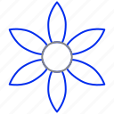 bloom, flower, herb icon