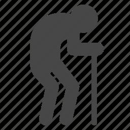 citizen, human, man, old, person, senior icon