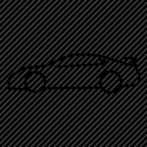 automobile, car, porsche, porsche gt3 rs, transport, transportation, vehicle icon