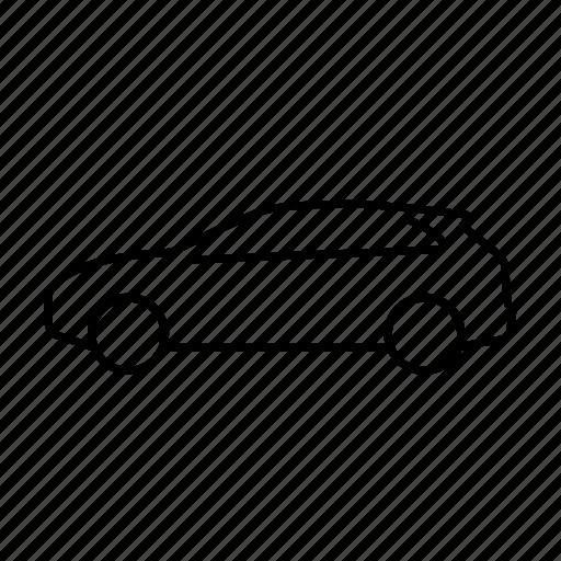 4x4, automobile, cayenne, porsche, suv, transportation, vehicle icon