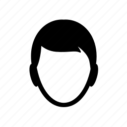 face, guy, male, man, portrait, user icon
