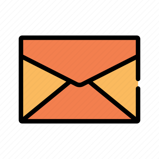 email, envelope, letter, mail, message, post, postal icon
