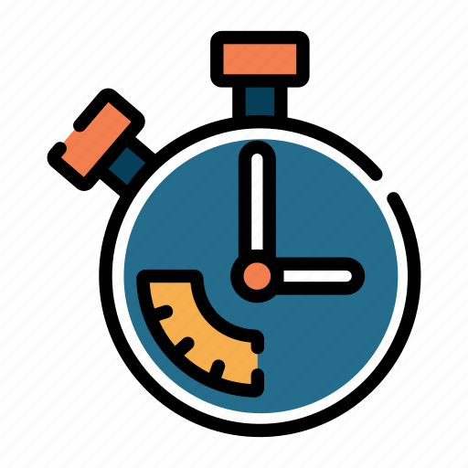 clock, countdown, quick, stopwatch, time, timer, watch icon