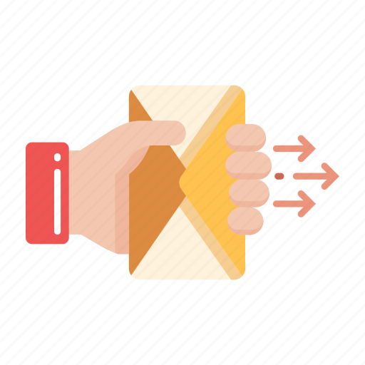 Correspondence, email, mail, postal, send, sender icon - Download on Iconfinder