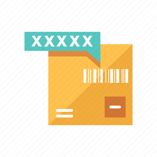 Barcode, delivery, order, package, parcel, shipment, tracking number icon - Download on Iconfinder