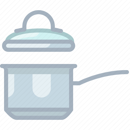 cooking, equipment, kitchen, lid, pot, restaurant, yumminky icon