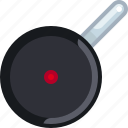 cooking, frying, kitchen, pan, pancake pan, restaurant, yumminky icon