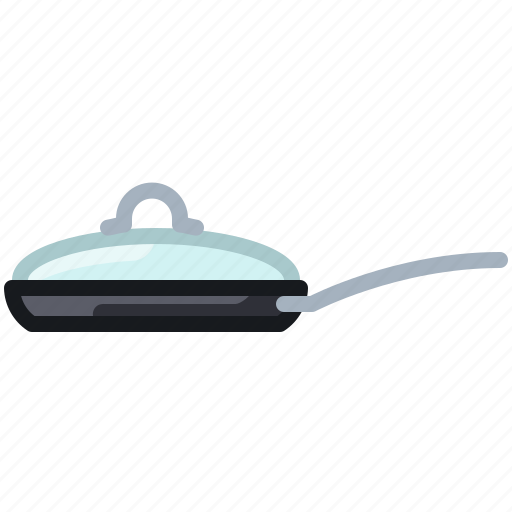 cooking, grill pan, kitchen, lid, pan, restaurant, yumminky icon