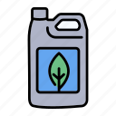 bio, biofuel, ecology, energy, fuel, gallon, power icon