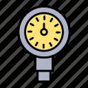 dial, meter, pipe, plumbing, pressure
