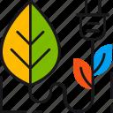 ecology, electricity, energy, green, leaf, nature, socket icon